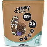 Jimmy Joy Chocolate Plenny Shake, 5 Bolsas x 4.000 kcal, Sustituto de Comida, Nutrición Completa 26 Vitaminas y Minerales, 20