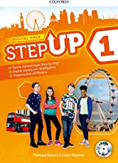 Step up. Student's book-Workbook. Con Studyapp, Mind map, 16 eread, hub. Per la Scuola media. Con ebook. Con espansione online. Con DVD-ROM