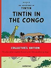 Tintin in the Congo (Adventures of TinTin)
