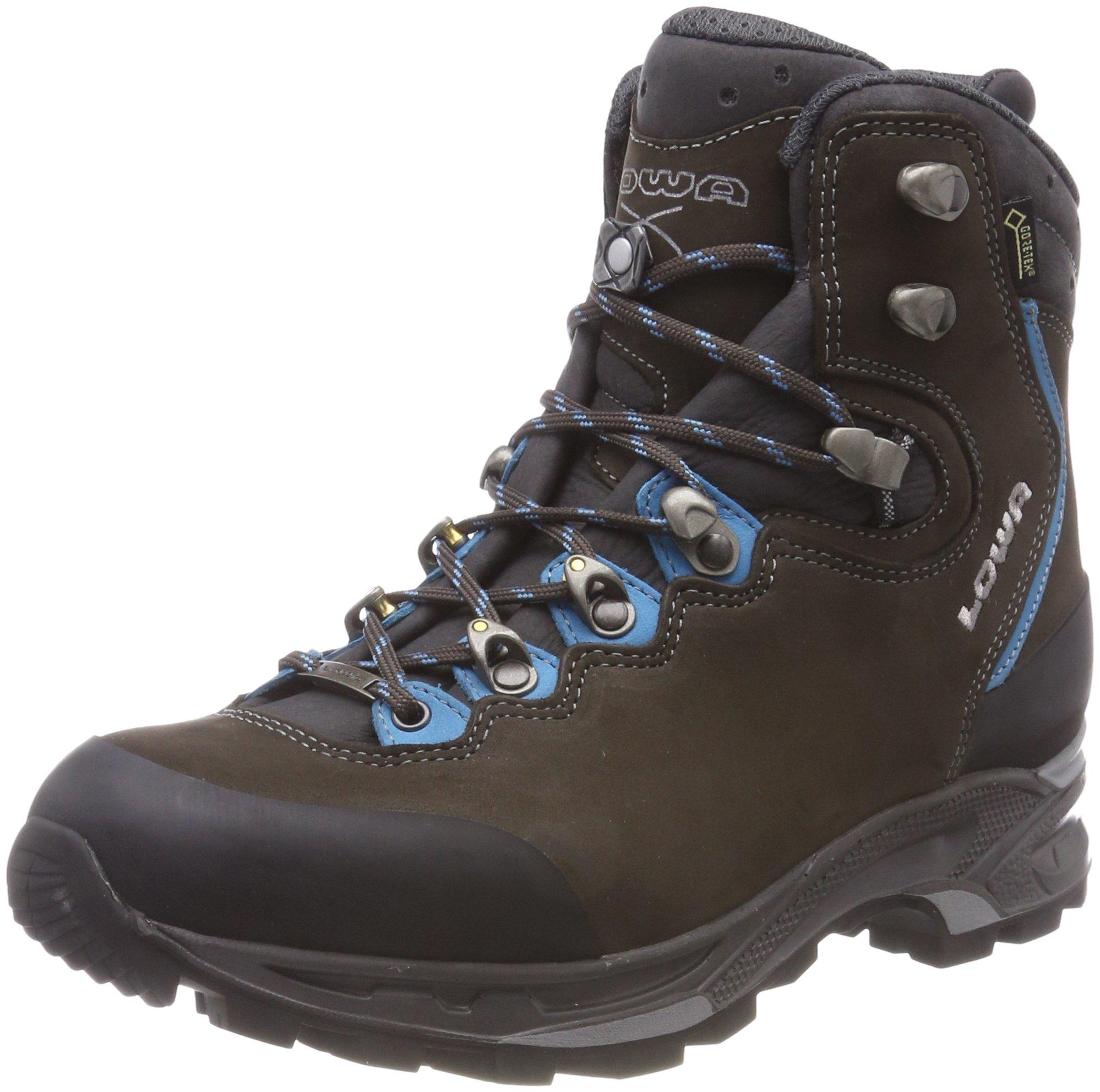 81misgIumgL - Lowa Women's Mauria GTX Ws High Rise Hiking Boots
