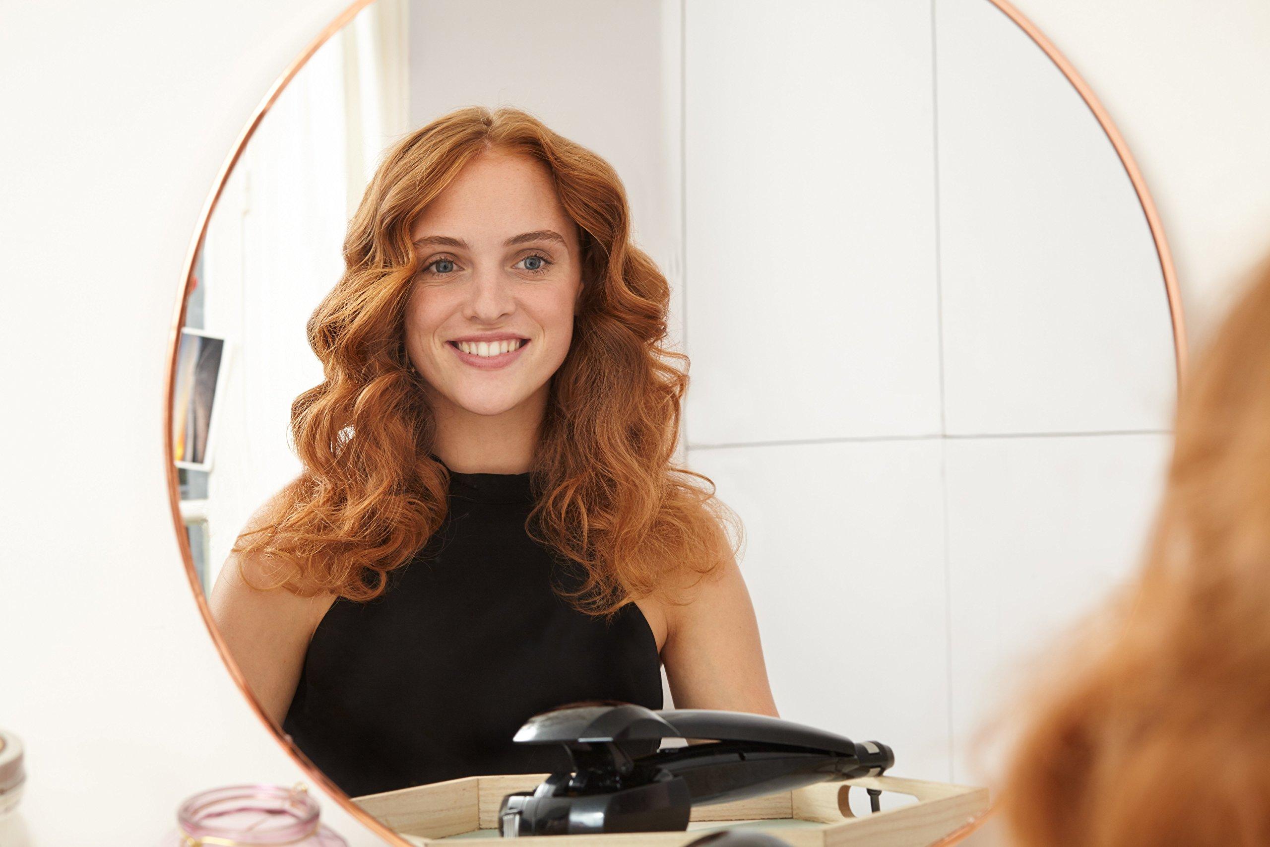 El BaByliss Curl Secret tiene el privilegio de ser el primer rizador de  pelo automático. Salío al mercado en 2013 y desde entonces ha sido un  rotundo éxito. a7b7e2b70bf9