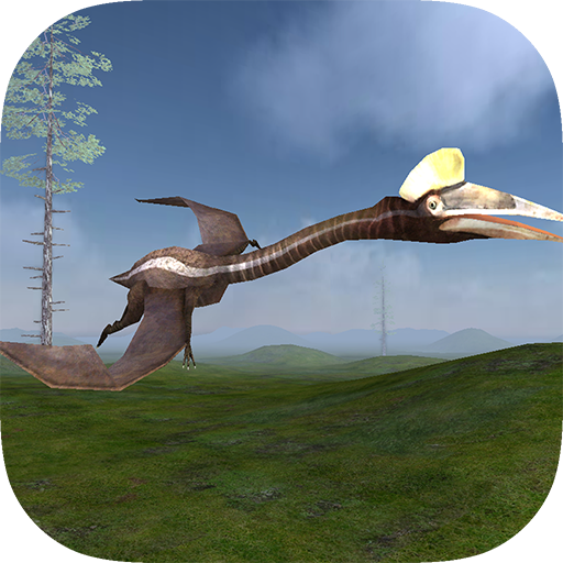 Pterosaur Flight Simulator 3D (Mad Wolf Big)