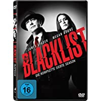 The Blacklist - Die komplette siebte Season [5 DVDs]