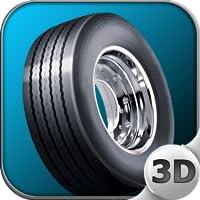 Rolling Wheel 3D