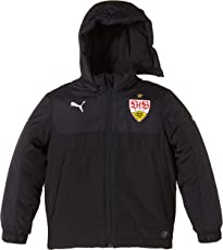 Puma Kinder Jacke VFB Stuttgart Bench Jacket