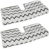 Spares2go Cover Pads voor Shark Klik n Flip S6001 S6003 Stoomreiniger