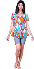 Rovars Women's Polyester Swimwear
