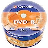 "Verbatim 43788"" DVD-R 4,7GB 16x 50er Wrap Spindel Plata"
