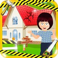 Fix It - Filles Fun House, nettoyage & Repariing Jeu