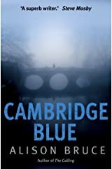Cambridge Blue: The astonishing murder mystery debut (DC Goodhew Book 1) Kindle Edition
