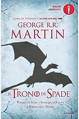 Il Trono di Spade - 3. Tempesta di Spade, Fiumi della Guerra, Il Portale delle Tenebre: Libro terzo delle cronache del Ghiaccio e del Fuoco Formato Kindle