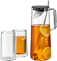 WMF IceTea Time Ice Tea Seti, Karaf ve 2 Bardak