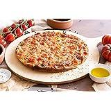 Die Schreiner - Christoph Siegel Planche à Pizza L en kit de 3 - très Pratique & Robuste