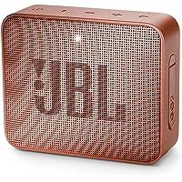 JBL GO 2 Mini Enceinte Portable - Étanche pour Piscine & Plage IPX7 - Autonomie 5hrs - Qualité Audio Bluetooth, Rose foncé