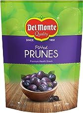 Delmonte pitted Prunes premium health snack, 340g
