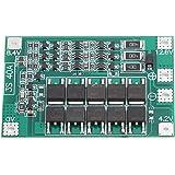 3S 12V 40A Batterijbeschermingskaart Lithiumbatterijbeschermingskaart BMS-printplaat met balans opladen