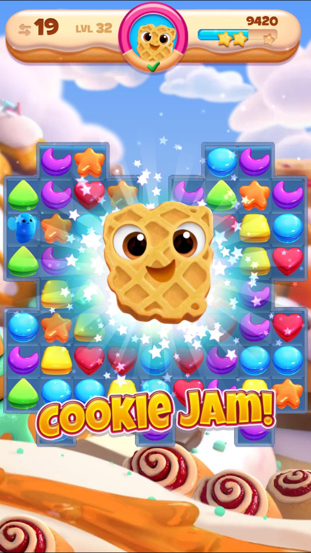 Cookie Jam Hilfe