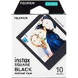 Fujifilm instax SQUARE Film, 86 x 72 mm, Zwart