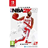 NBA 2k21- Nintendo Switch (Edición Exclusiva Amazon)
