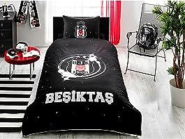 TAÇ 60166170 Beşiktaş 3 Yıldız Nevresim Takımı