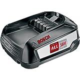 Bosch BHZUB1830 Verwisselbare accu (geschikt voor draadloze handstofzuiger Unlimited, 3,0 Ah looptijd) zwart