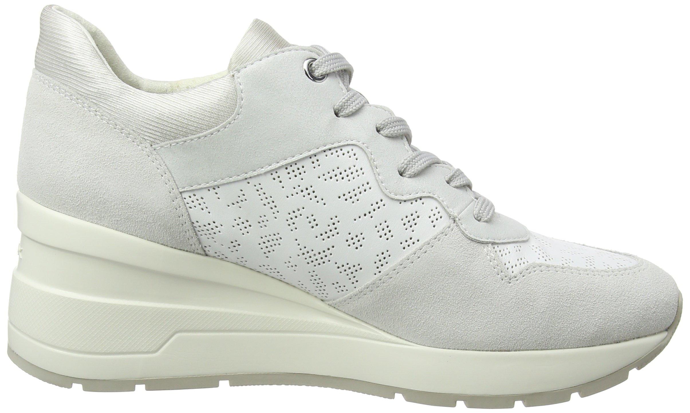 Geox Damen D Zosma C Sneaker 6