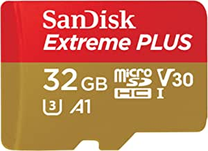Sandisk Extreme Plus 32 Gb Microsdhc Memory Card Sd Computers Accessories