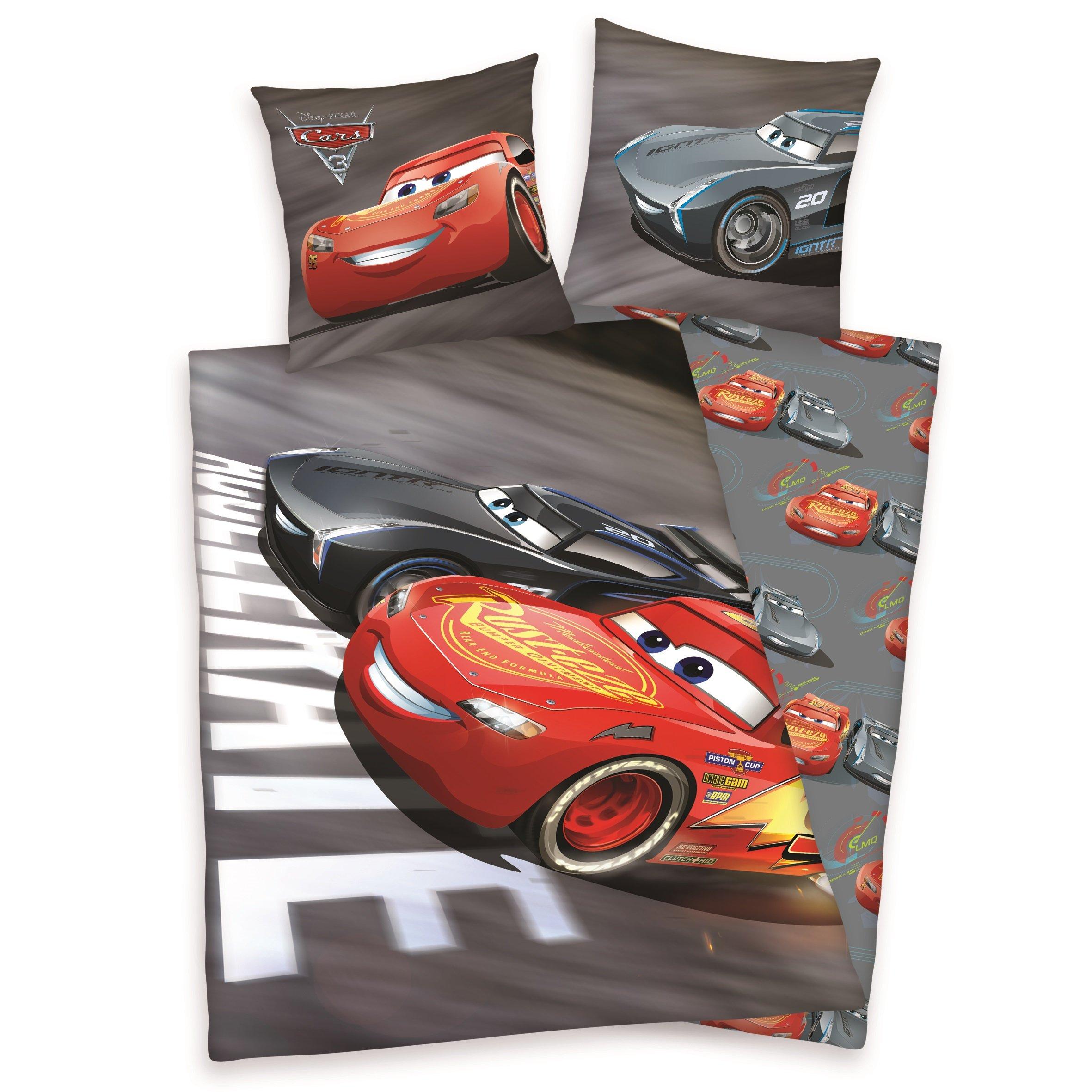 Biancheria Da Letto Disney.Herding Set Di Biancheria Da Letto Disney Cars 3 In Cotone 200 X
