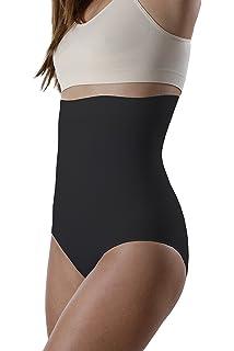 76ca6b3c746 Yenita® - Femme culotte gainante taille haute Panty Minceur Avec Armature  Body Gaine Amincissante Ventre