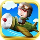 Arcade Kid Runner - Endless action 3D vol avec Avion de guerre - Free To Play pour les enfants