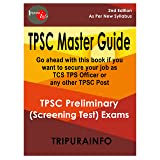 TPSC Master Guide: TCS & TPS Grade – II Preliminary Exam