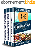 Peridale Cafe Cozy Mystery Series: Box Set II (Books 4-6) (English Edition)