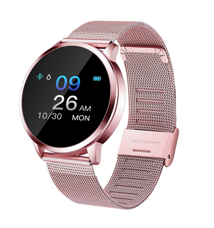 Naack Reloj Inteligente Pulsera Monitor de frecuencia cardíaca smartwatch Monitor De Ritmo Cardíaco Mujeres Hombres… 17