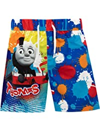 8a817b15c2fa7 Thomas & Friends Boys Thomas The Tank Engine Swim Shorts