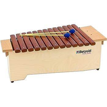 Holzspielzeug Xylophon Frosch aus Holz Instrument Musik Musikinstrument Xylofon für Kinder Neu