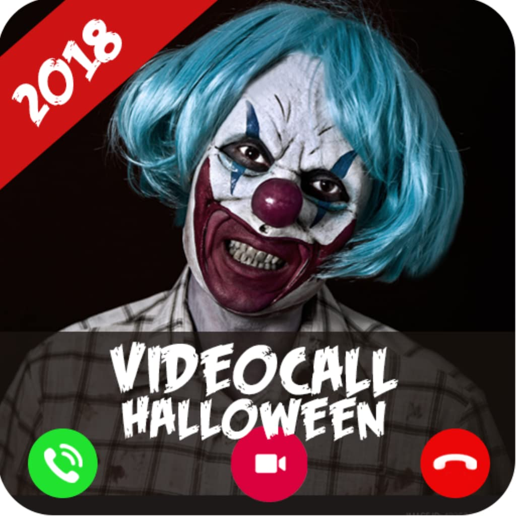 Halloween Video Fake call - Free Text Message - Free Fake