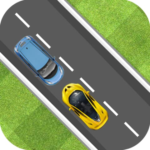 Stay On The Road - A Wrong Way Racing Game