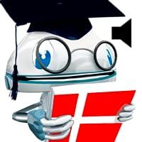 Dänisch Verben HD (LearnBots™ Konjugationen, Verb und die gesamte Aussprache von einem Muttersprachler)