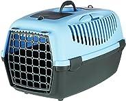 Trixie Capri Pet Carrier, 24 x 16 x 15 inch, Dark Blue