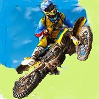 Stunt Dirt Bike 3D