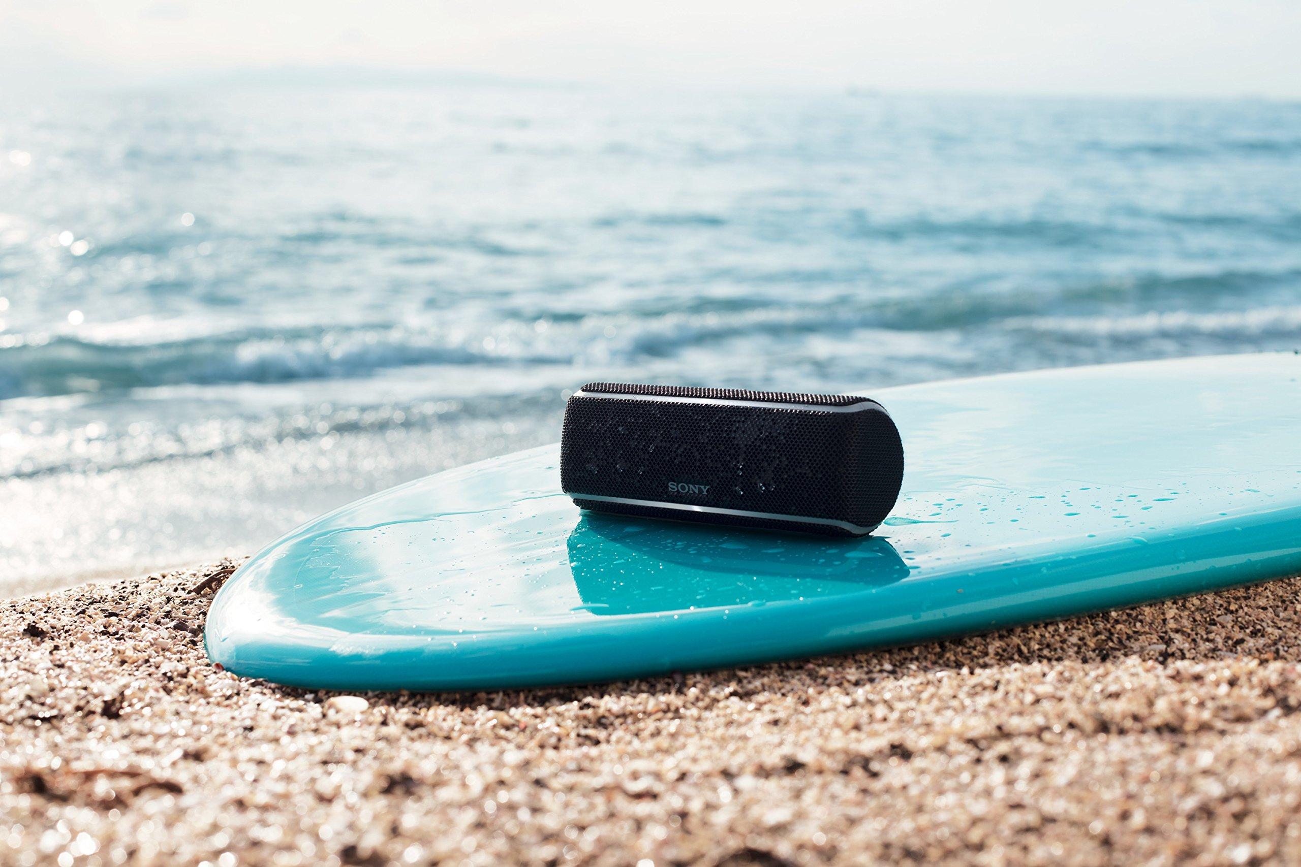 Sony Portable Wireless Waterproof Speaker 11