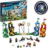 Lego Harry Potter Partita di Quidditch, 75956