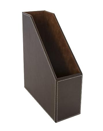 Bürobedarf ablage  Osco BPUMR1 Luxus Faux Leder, Schreibtischzubehör und Ablage ...