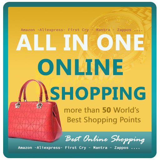 Best Online Shopping All in One by KTAPPSStore: Amazon co uk