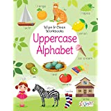 Uppercase Alphabet- Wipe & Clean Workbook with free Pen