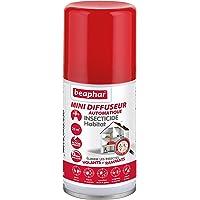 Beaphar – Mini-diffuseur automatique insecticide habitat – Tue les insectes volants, rampants, les œufs et larves…