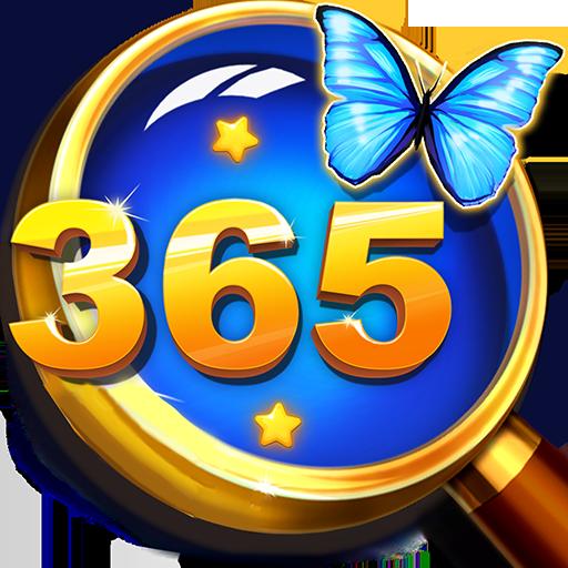 365: My Daily Hidden