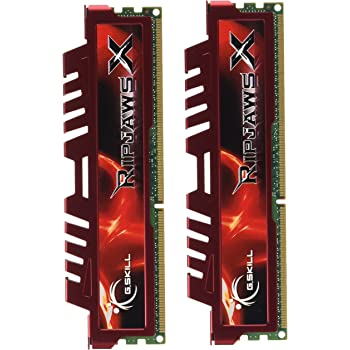 G.Skill - Memoria RAM 4 GB (2 x 2GB) PC3-12800 DDR3 (1600 MHz, 240-pin)