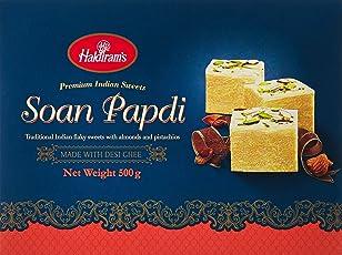 Haldiram's Soan Papdi, 500g