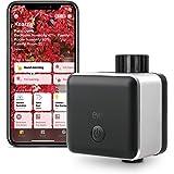Eve Aqua Controlador inteligente de riego para la app Home de Apple y Siri, riega automáticamente con horarios programados, f